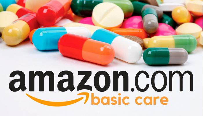 Amazon vende farmaci da banco a prezzi stracciati facendo concorrenza ai classici retailers