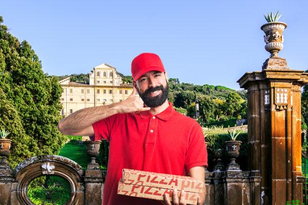 servizio food delivery chickito