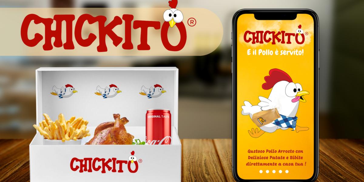chickito franchising pollo patate a domicilio app chickito