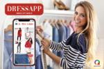 dressapp applicazione negozio di abbigliamento