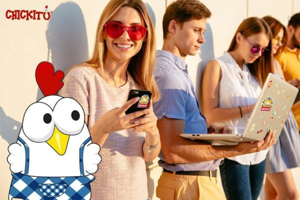 chickito franchising per giovani food delivery