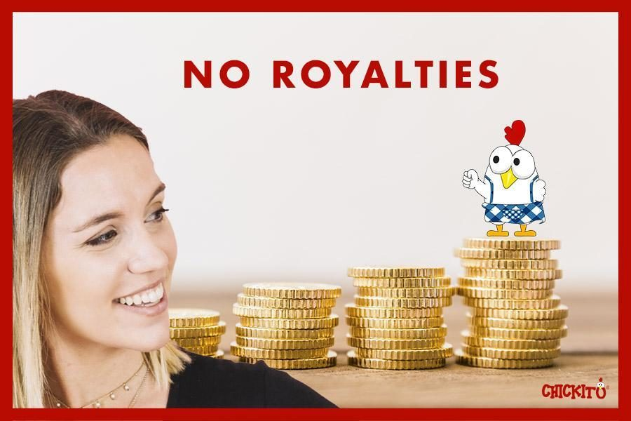 franchising senza royalties chickito pollo a domicilio