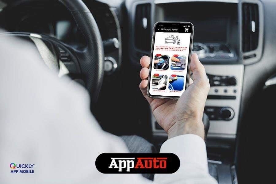 appauto negozio auto online concessionaria