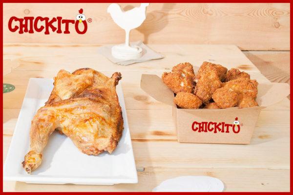 franchising chickito pollo arrosto a domicilio