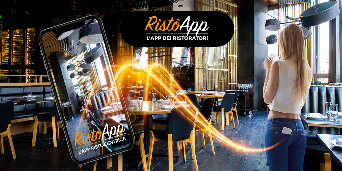 ristorante multicanale app ristoapp